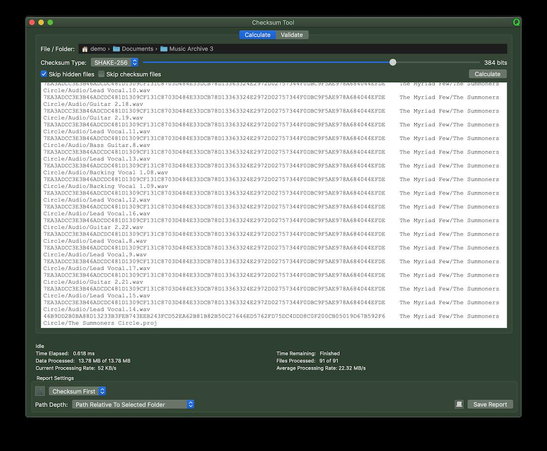 EchoMist :: FileTools
